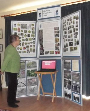 MCT secretary  viewing display